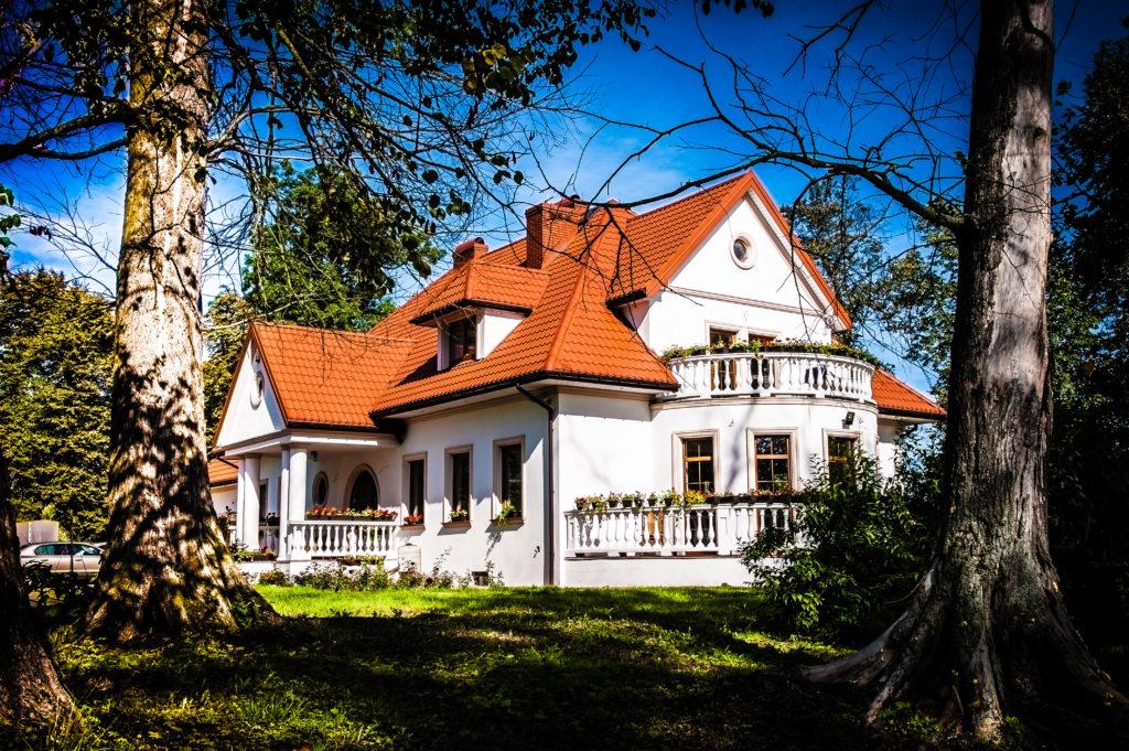 Hotel iRestauracja Dwór Osmolice koło Ryk iDęblina